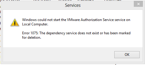 VMware Authorization Service